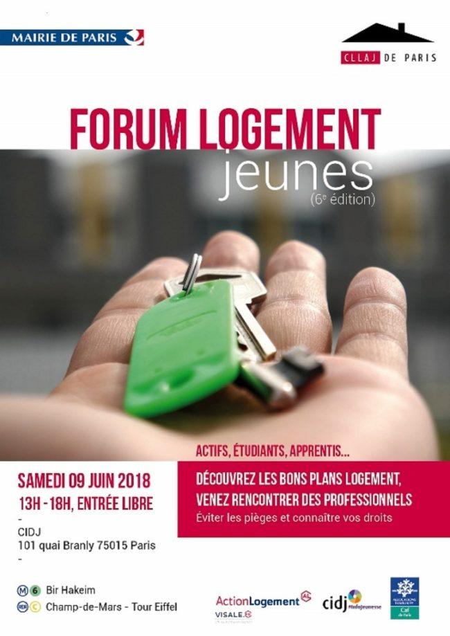 Image Forum logement