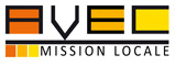 Logo AVEC - Mission Locale